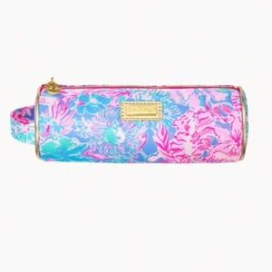 NWT Lilly Pulitzer Pencil/Makeup Bag